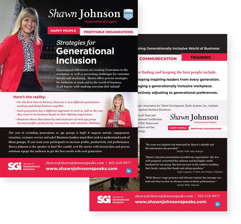 Shawn Johnson - Multi-Generational Solutions Expert